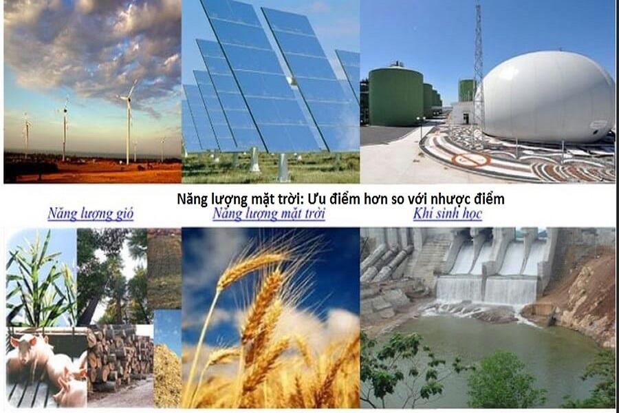 Giải pháp năng lượng mặt trời có ưu điểm gì?