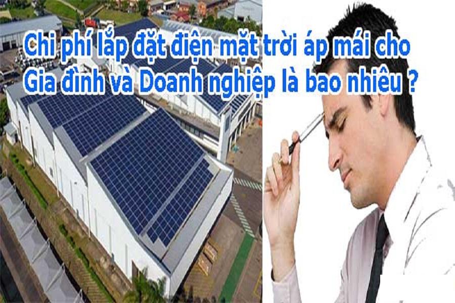 Bảng báo giá điện mặt trời năm 2021