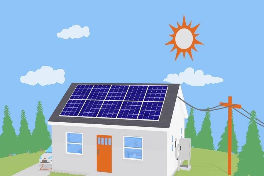 Đầu tư điện mặt trời mái nhà đem lại những lợi ích gì?