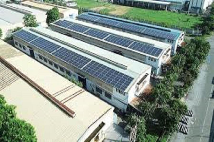 Lắp đặt năng lượng mặt trời cho nhà xưởng đem lại lợi ích gì?