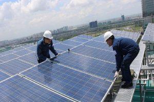 Báo giá lắp đặt năng lượng mặt trời
