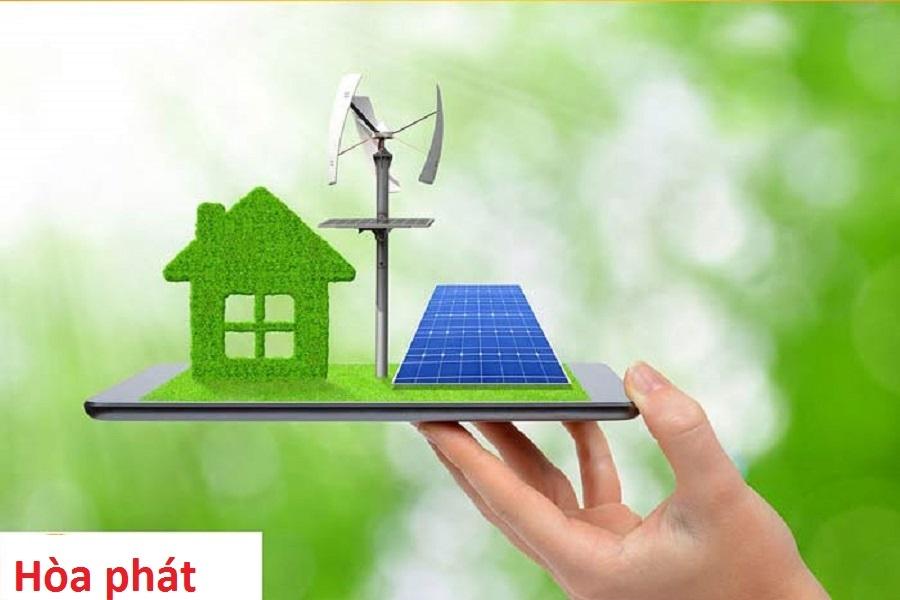 Lợi ích khi sử dụng năng lượng xanh