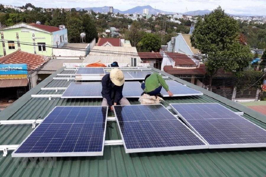 Tìm hiểu lắp đặt điện mặt trời Cần thơ