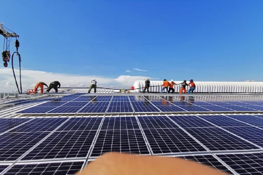 Điện mặt trời solar - Nguồn năng lượng bền vững cho tương lai