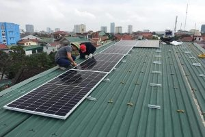 Điều kiện thuận lợi để lắp đặt điện mặt trời tại Nghệ An