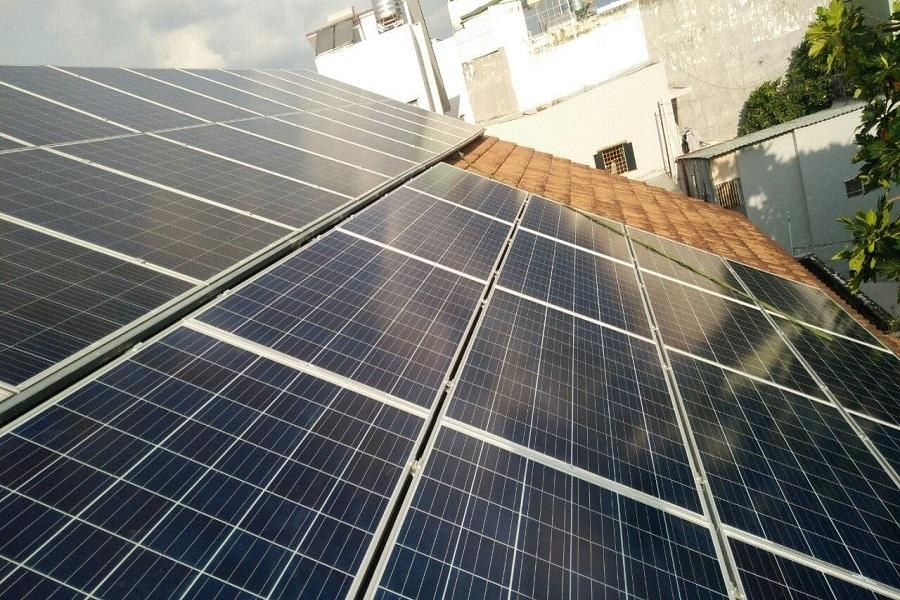 Báo giá điện mặt trời mái nhà năm 2021