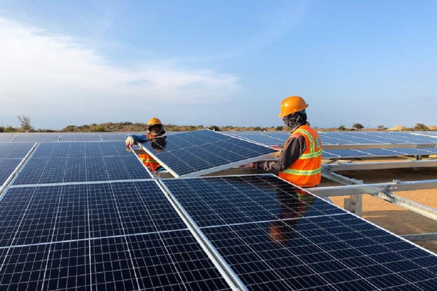 Tìm hiểu quy trình lắp đặt điện mặt trời tại Ninh Bình