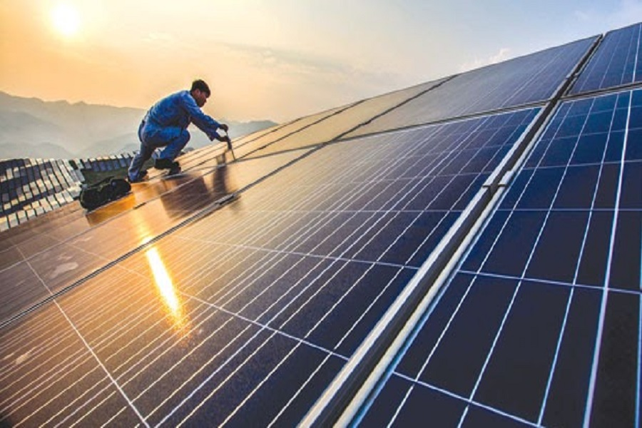 Tìm hiểu tấm thu năng lượng mặt trời
