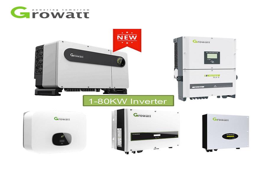 Những thông tin chi tiết về biến tần Inverter Growatt