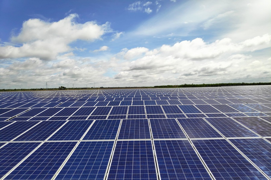 Lắp đặt điện năng lượng mặt trời An Giang