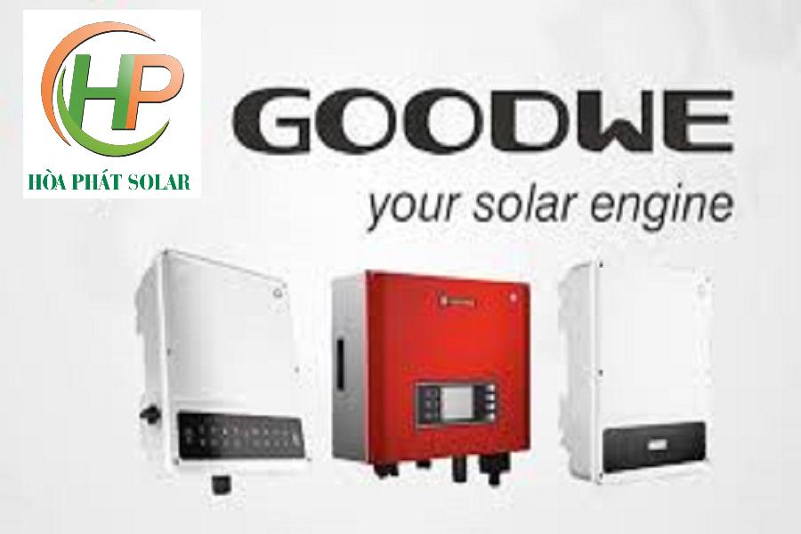 Inverter Goodwe là gì?