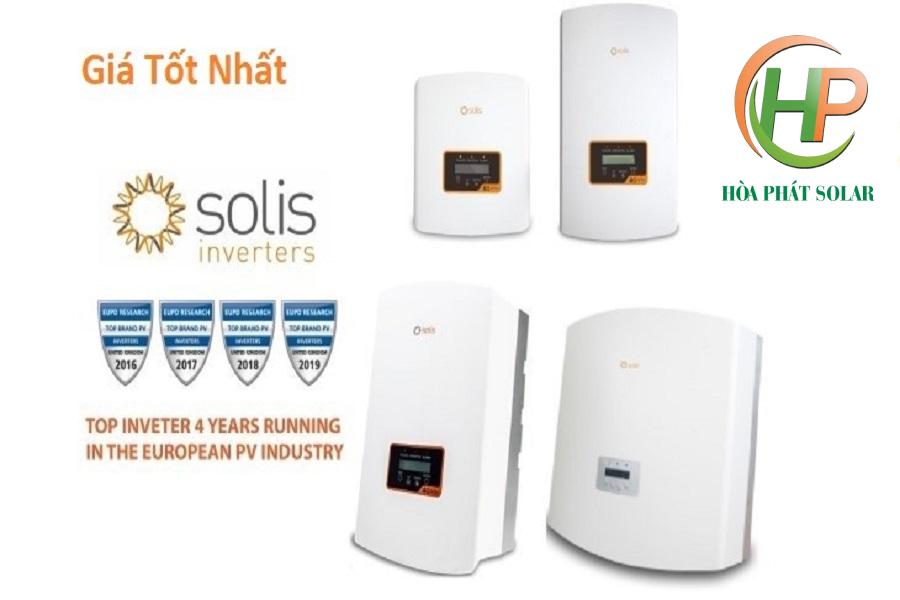 Tổng hợp những thông tin chi tiết về Inverter Solis