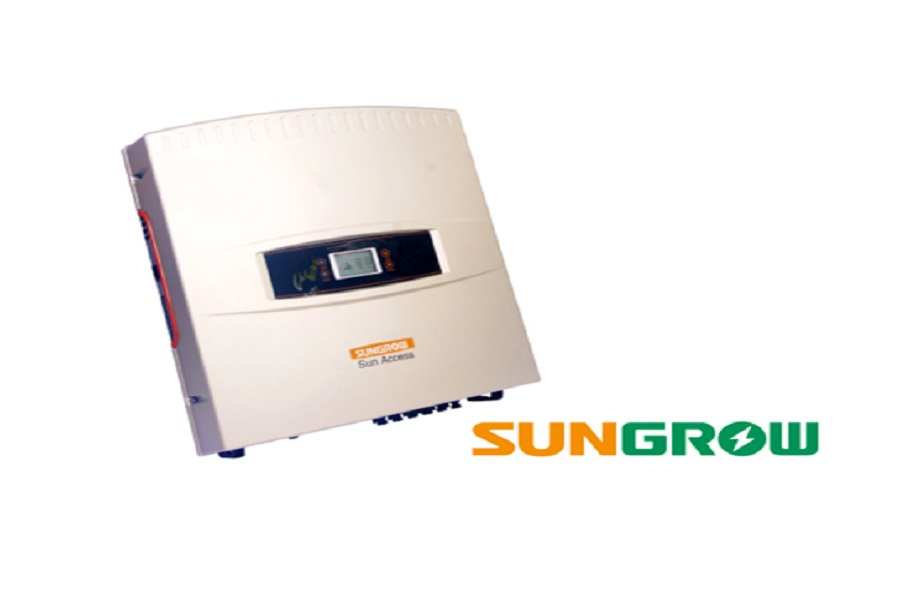 Inverter Sungrow - Biến tần hòa lưới chất lượng cho điện mặt trời