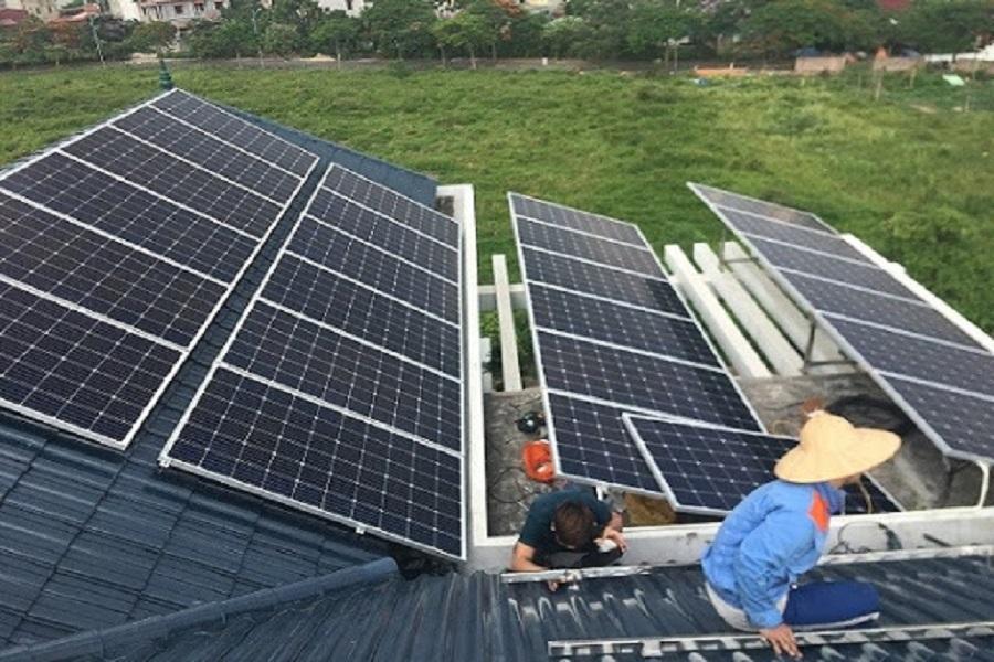Dịch vụ lắp điện mặt trời tại quận Thanh Xuân, Hà Nội