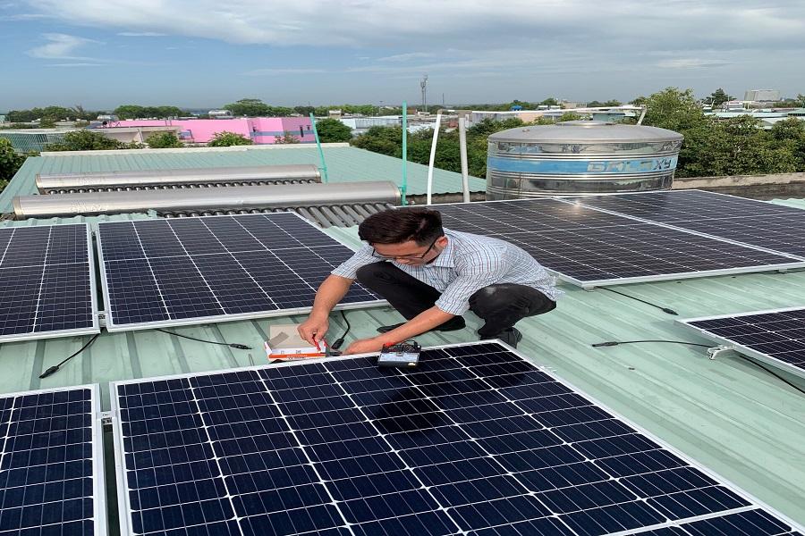 Dịch vụ lắp điện mặt trời tại Đồng Nai chất lượng, giá rẻ