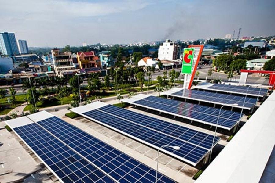 Điện năng lượng siêu thị, trung tâm thương mại hoạt động như thế nào?
