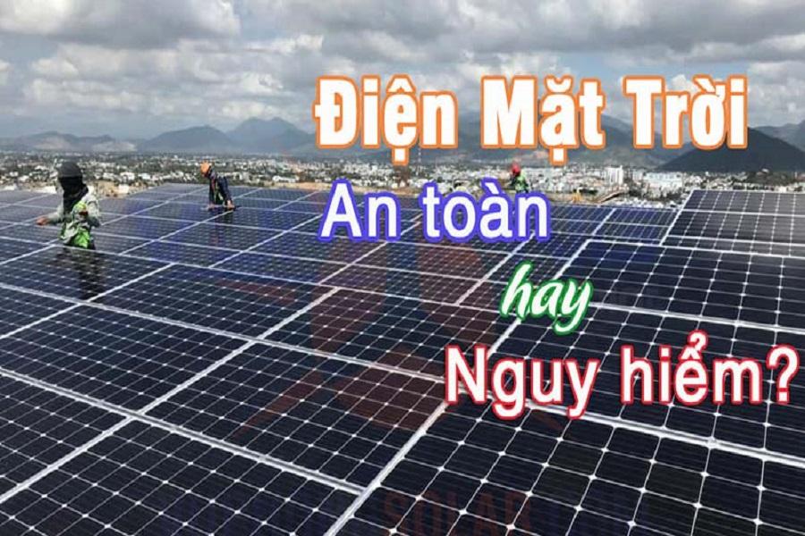 Có nên lắp điện mặt trời không, nếu lắp mang lại lợi ích gì?