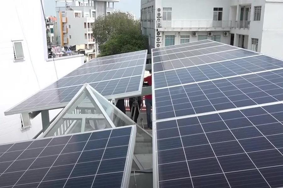 Báo giá lắp đặt điện mặt trời tại Tân Phú