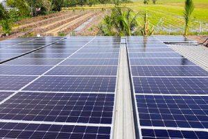 Lắp điện mặt trời tại Nam Định