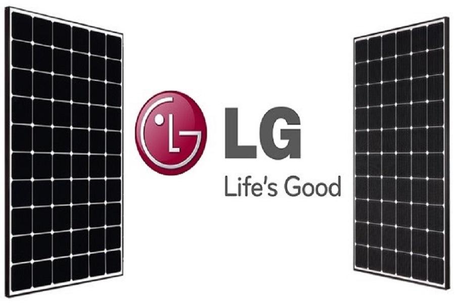 Pin mặt trời LG chất lượng hàng đầu, phủ sóng rộng khắp