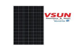Pin mặt trời VSUN - Lựa chọn hoàn hảo cho điện năng lượng mặt trời