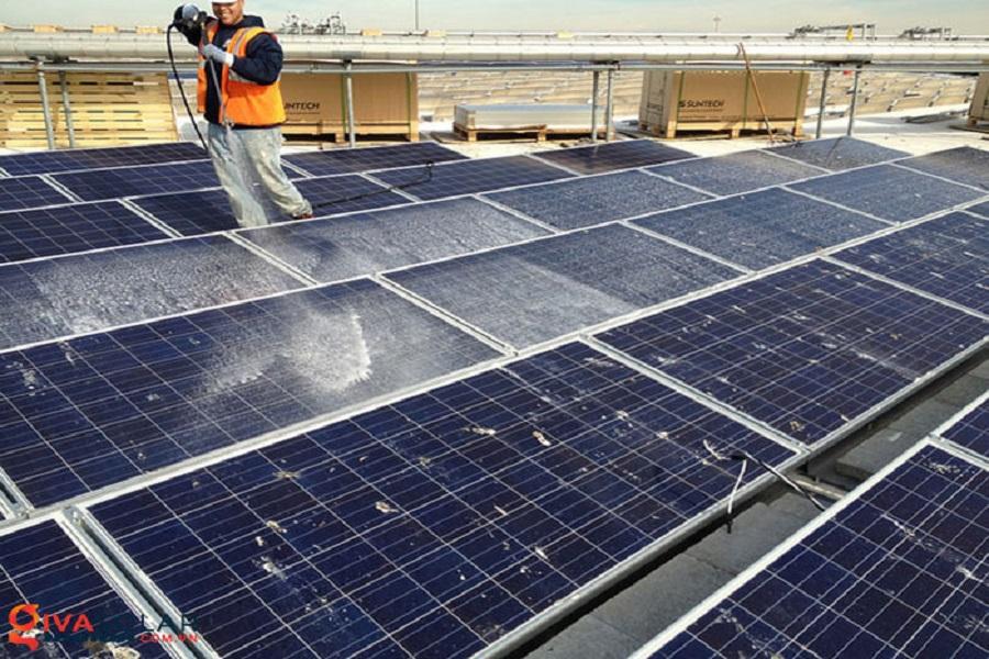 Giá lắp điện mặt trời tại Phú Yên